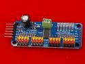 16-канальный 12-bit PWM/Servo модуль с I2C интерфейсом на PCA9685