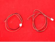 Разъем XH 2.54mm 2 пиновый с кабелем