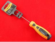 Отвертка SPARTA Point Ph0 х 80мм, CrV, 2-х компонентная рукоятка
