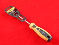 Отвертка SPARTA Point Ph1 х 75мм, CrV, 2-х компонентная рукоятка