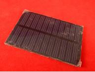 Солнечная батарея (85х56мм, 5.5В, 110 мА)