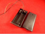 Батарейный отсек 2xAA