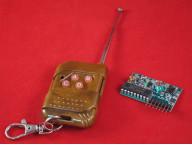 4 Канальный беспроводной модуль управления