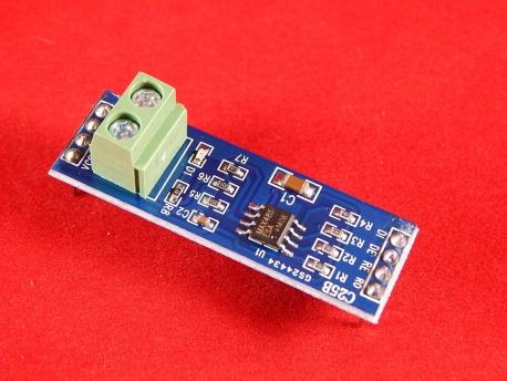 Модуль преобразователя TTL to RS485 на MAX485