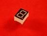 """7-сегментный LED индикатор (0.39"""", Красный, Общий катод)"""