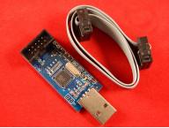 Программатор USBASP AVR 3.3V/5V