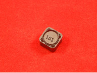 Индуктивность SMD 100 мкГн, 2A, 12*12*7 мм, CD127