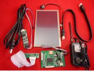 """Сенсорный дисплей 7"""" для RaspberyPi HDMI"""