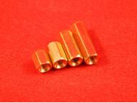 Стойка для печатных плат PCHSS М3, 2 отверстия под винт