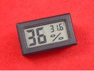 Датчик температуры и влажности с дисплеем