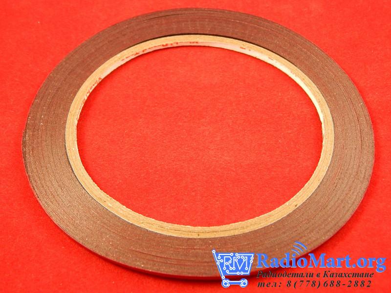 двухсторонний скотч 2 мм