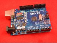 Arduino Uno SMD на CH340G