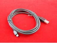 Шнур USB A - micro USB 1,8м
