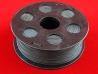 Пластик ПЛА/PLA 1.75мм Тёмно-серый (1кг)