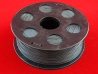 Пластик АБС/ABS 1.75мм Темно-серый (1кг)