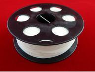 Пластик ПЛА/PLA 1.75мм Белый(1кг)