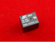 Реле SRA-12VDC-CL T74 20A