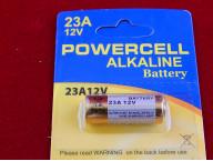Батарейка A27 12V