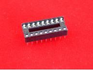 DIP панель 18 контактов узкая