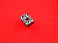 DIP панель 6 контактов узкая