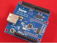 Модуль Arduino USB Host на MAX3421 от funduino