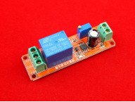 Релейный модуль на NE555 12В