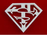 """Форма для печенья """"Superman"""""""