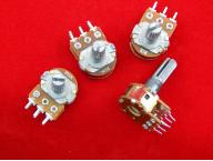 Резисторы переменные WH148-1B-2 (потенциометры)