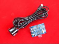 JSN-SR04T Ультрозвуковой датчик расстояния с водозащитой