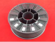 Пластик Rubber 1,75 мм Натуральный (Черный) (0,75 кг)