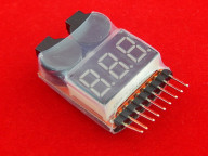Монитор напряжения литиевой батареи