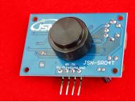 JSN-SR04T Ультразвуковой датчик расстояния с пайкой датчика на плату