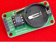 DS1302 Модуль реального времени