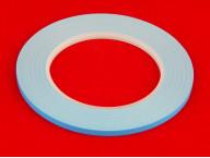 Двусторонняя клейкая термолента (5мм*25м*0,2мм))