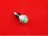 Кнопка DS-316 OFF-(ON), 250В, 0.5А Зеленая