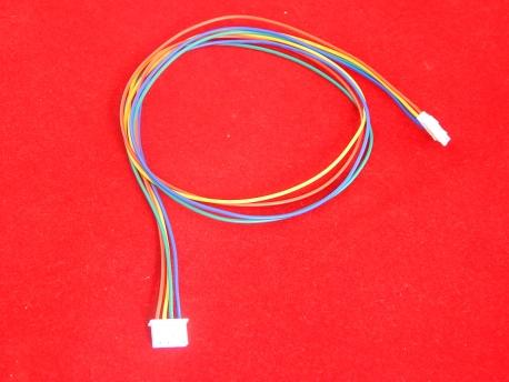Кабель 4 пина XH4pin2.54 на PH2.0-6P (50 см)