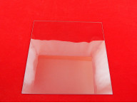 Боросиликатное стекло-подложка для 3Д принтера 300*300*3мм
