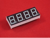 Четырёхразрядный цифровой индикатор