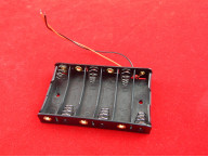 Батарейный отсек 6xAA